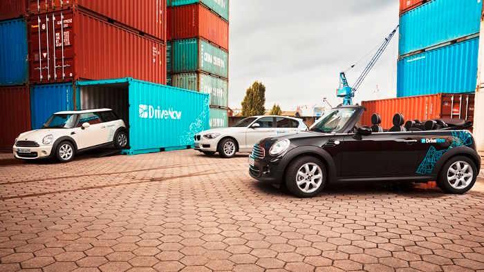 DriveNow startet in Hamburg