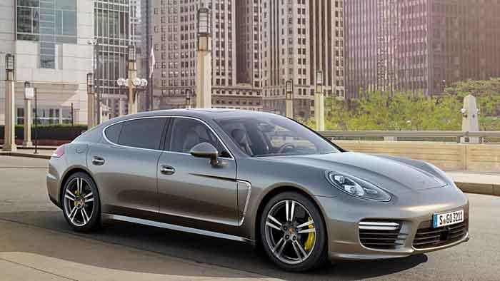 Porsche Panamera Turbo S: Stark wie nie