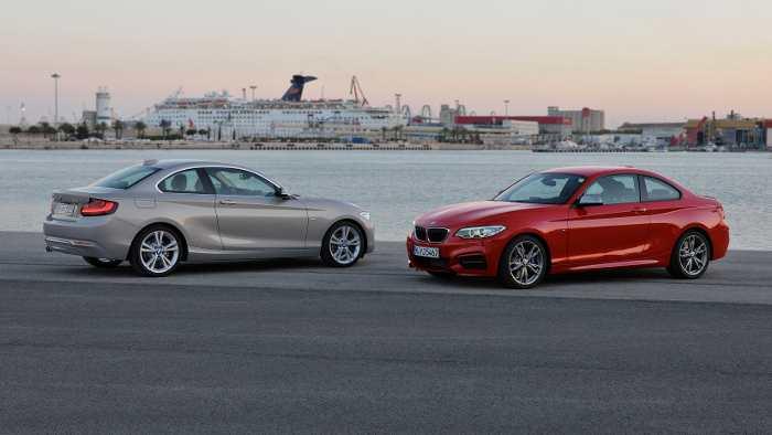 Der neue BMW 2er.