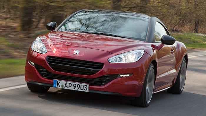 Der Peugeot RCZ wurde Anfang 2013 aufgefrischt.