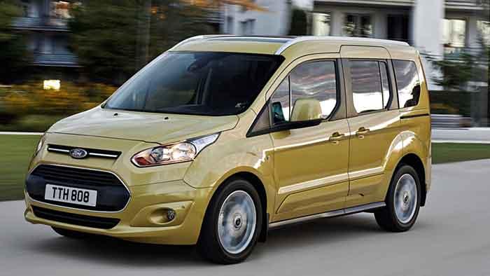 Ford hat den Tourneo Connect und Grand Tourneo Connect aufgewertet.