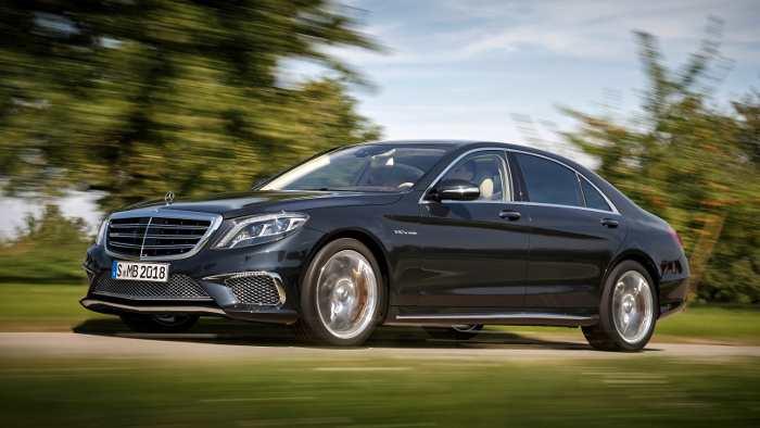 Mercedes S65 AMG: Kraft ohne Ende
