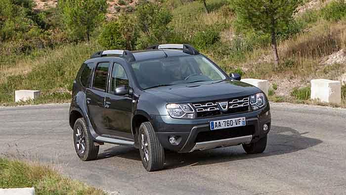 Dacia hat den Duster optisch und technisch aufgefrischt.