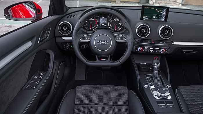 Audi hat das A3 Cabriolet auf eine neue Plattform gehievt.