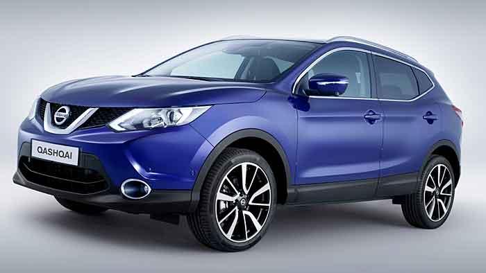 Der neue Nissan Qashqai kommt ab Februar 2014 in den Handel.