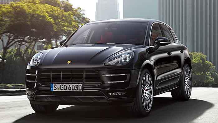 Der Porsche Macan führt die interne Verkaufsliste an