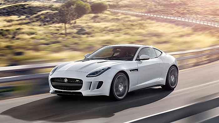 Jaguar F-Type Coupé dynamischer als Roadster