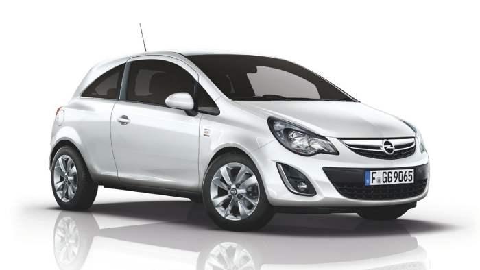 Der Opel Corsa Energy.
