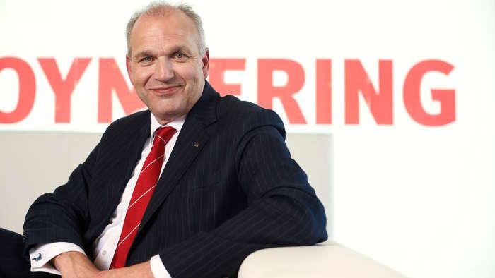 Jürgen Stackmann ist noch bis Ende Oktober Seat-Chef.