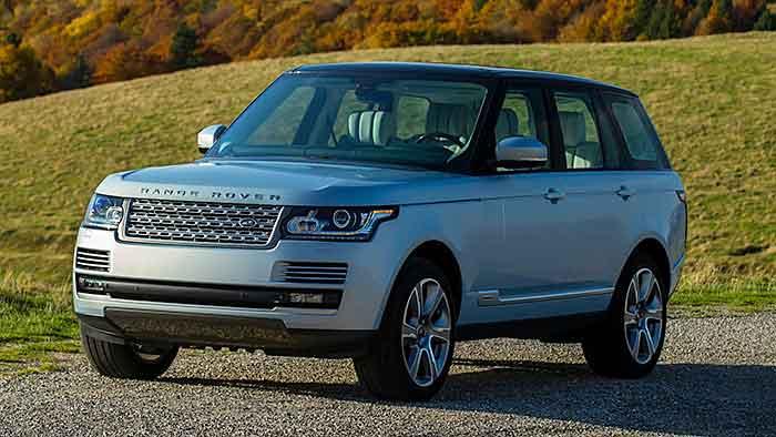 Leichtbau und Hybrid bringen dem Range Rover Hybrid gute Verbrauchswerte.