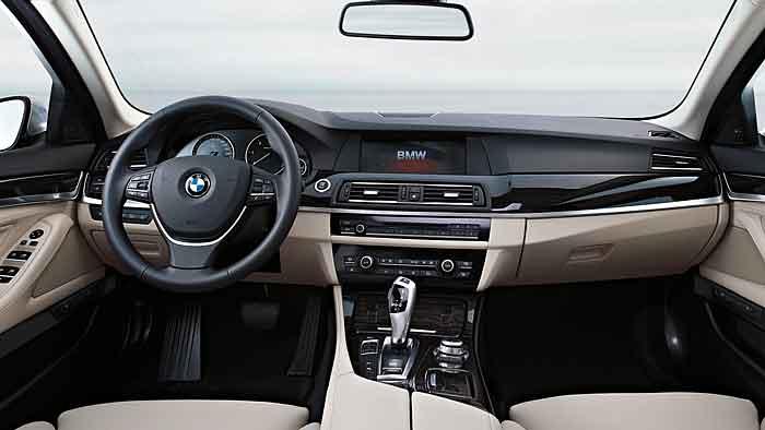 Der BMW 518d ist der Sparmeister der Fünfer-Baureihe.