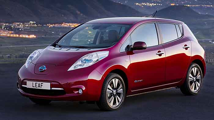 Nissan senkt die Preise für den Leaf