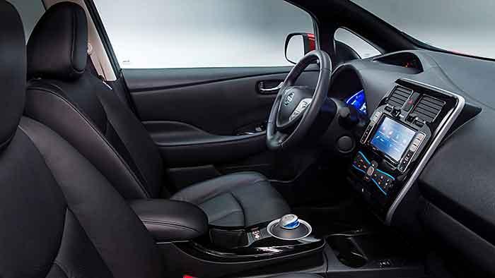 Nissan hat den Preis für den neuen Leaf gesenkt.