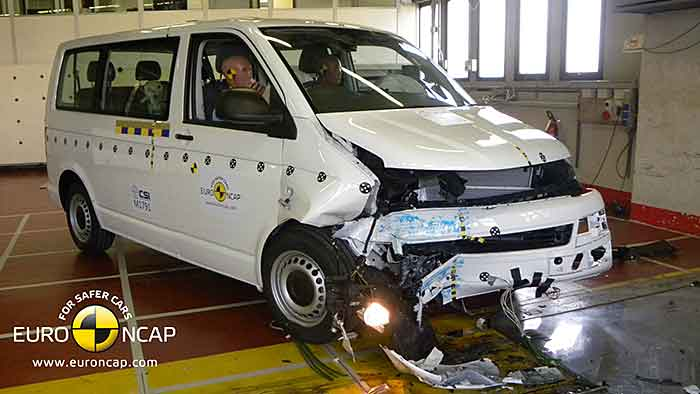 EuroNCAP verteilt sechs Mal fünf Sterne