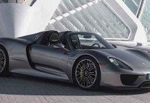 Der Porsche 918 Spyder muss erneut in die Werkstatt.