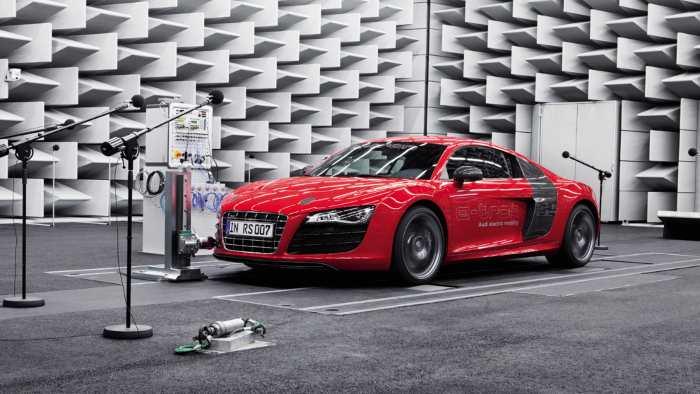 Der Audi R8