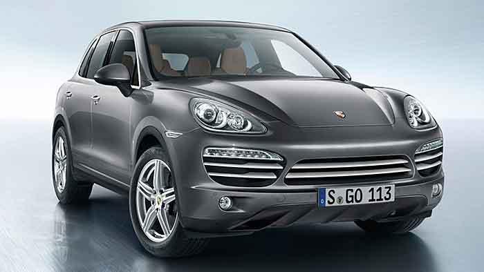 Platinum Edition für Porsche Cayenne