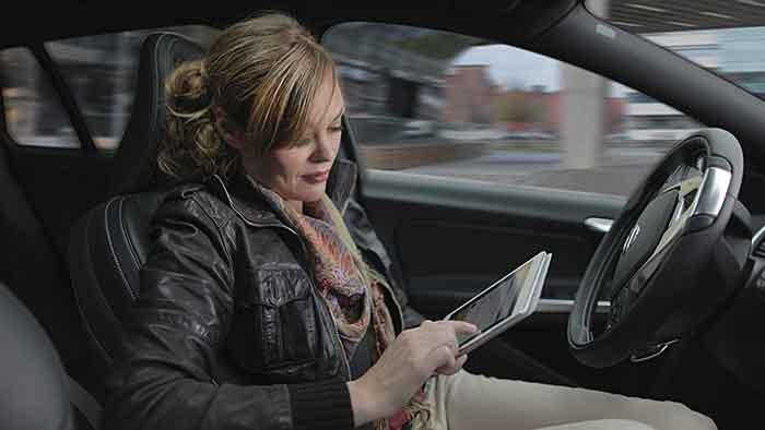 Volvo startet im kommenden Jahr das Projekt zum autonomen Fahren.