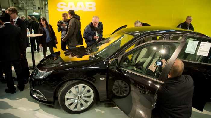 Saab muss wieder ums Überleben bangen