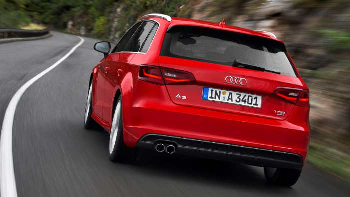 Audi arbeitet an technischen Lösungen für die manipulierten Motoren.
