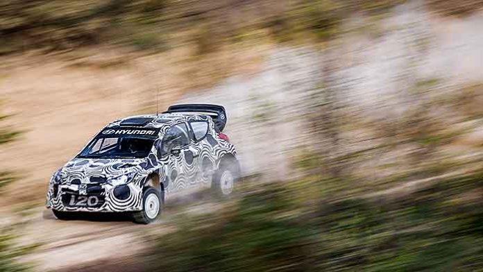 Hyundai will über Rallye-Sport neue Werte kreieren.