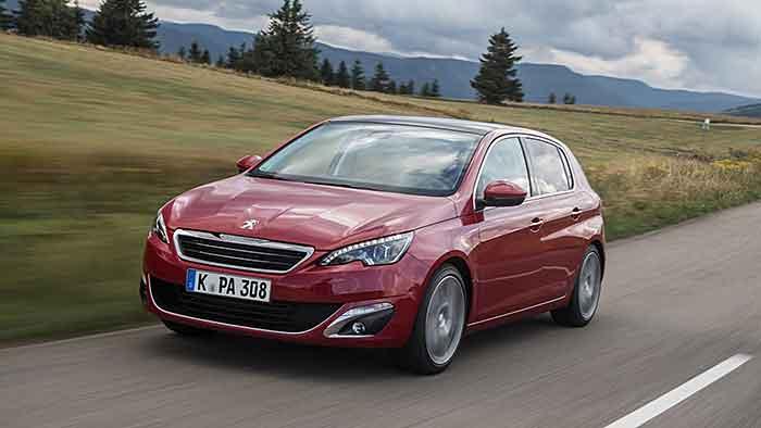 Peugeot kann mit dem 308 beeindruckend überzeugen.