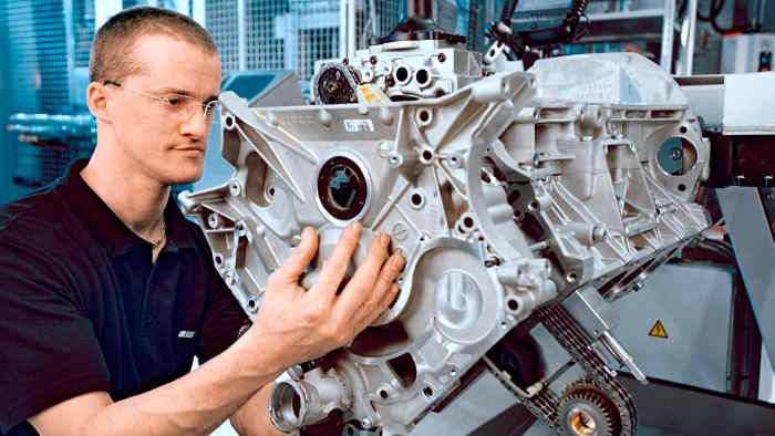 Aston Martin erhält V8-Motoren von Mercedes-AMG