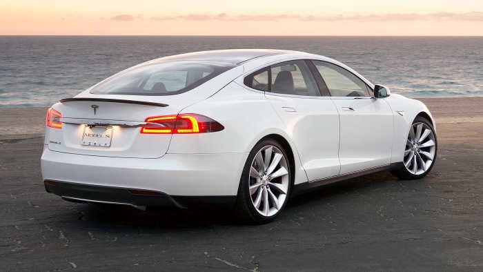 Tesla verkauft Batterien an Haushalte und Firmen