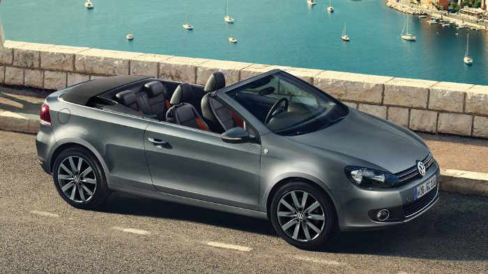 vw bringt sondermodell golf cabrio karmann. Black Bedroom Furniture Sets. Home Design Ideas