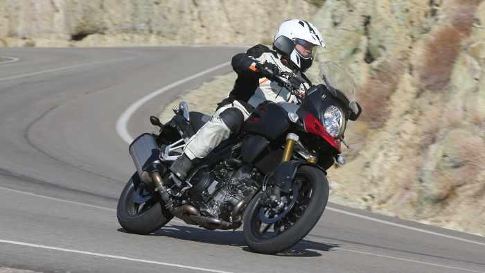 Suzuki senkt die Preise bei den Motorrädern.