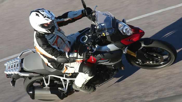 Suzuki erlebte einen Aufschwing bei den Motorrädern.