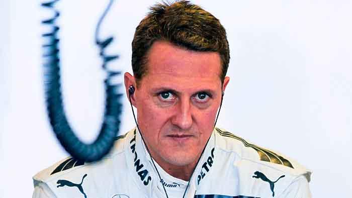 Michael Schumacher Gesundheitszustand