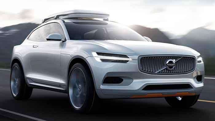 Die zweite Volvo-Studie gibt erste Einsichten auf die Nachfolger des V70 und XC90.