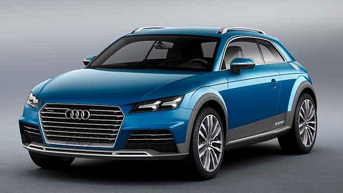 Die Audi-Studie geht zeitnah mit zwei Modellen in Serie
