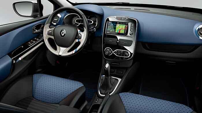Der Renault Clio kann ganz individuell gestaltet werden.