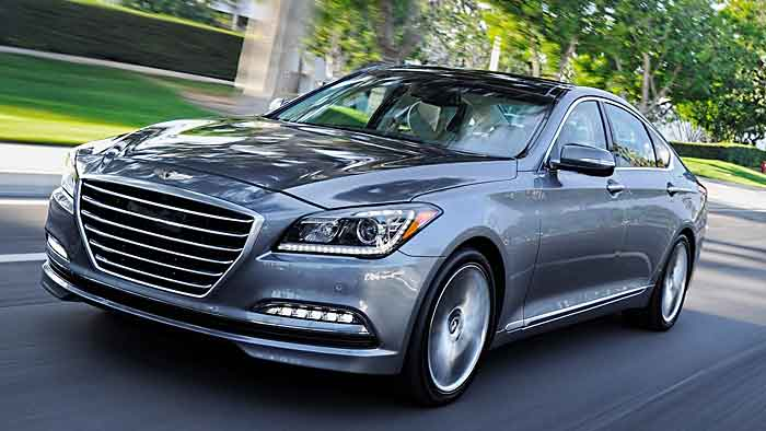 Der Hyundai Genesis ist Imageträger statt Bestseller