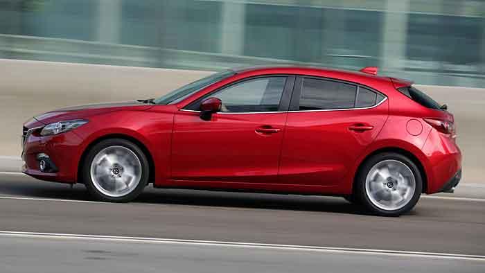 Der Mazda3 setzt neue Maßstäbe.