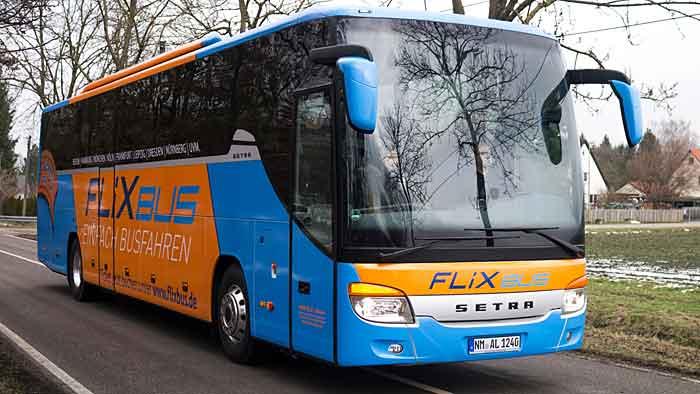 Daimler ist bei Flixbus eingestiegen.