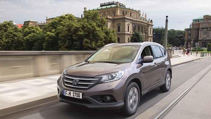 Honda CR-V: SUV im Trend