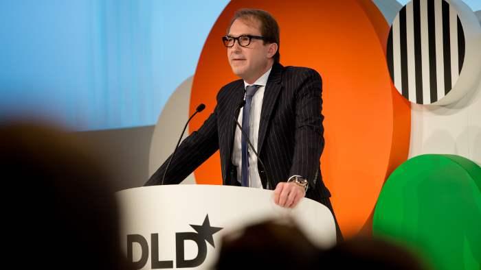 Dobrindt: ADAC muss Vertrauen zurückgewinnen