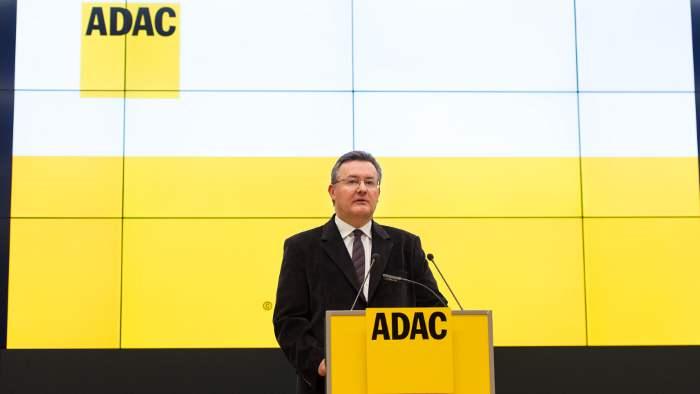 ADAC-Geschäftsführer Karl Obermair.