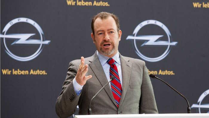 Daniel Ammann ist neuer Opel-Aufsichtsratschef