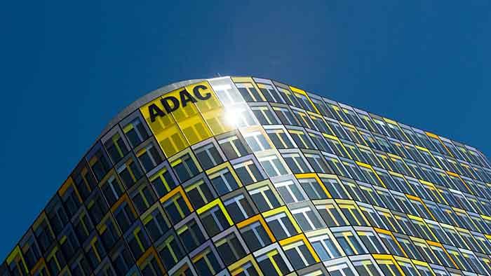 Die ADAC-Zentrale in München