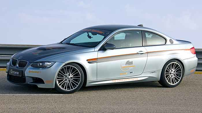 G-Power verwandelt den BMW M3 in den Boliden SK II CS