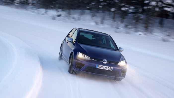 Der neue VW Golf R hat 30 PS mehr erhalten.