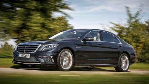 Die S-Klasse von Mercedes törnt Frauen an