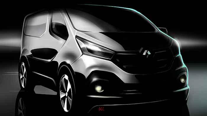 Renault schickt den Trafic in die dritte Generation.