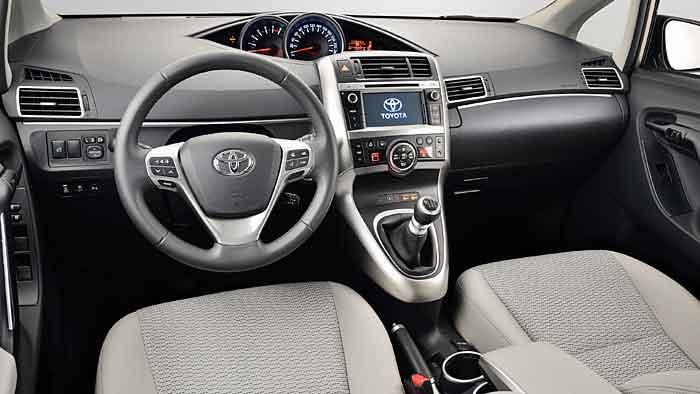Der neue Toyota Verso 1.6 D-4D soll die Dieselverkäufe ankurbeln.