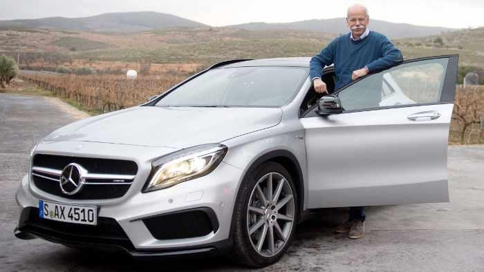 «Mercedes.me» bündelt Mobilitätsdienste
