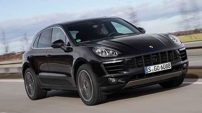 Der Porsche Macan kommt bei den Kunden an.